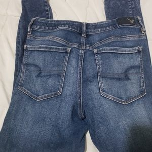 American Eagle Outfitters Jeans - American eagle hi rise jegging sz8